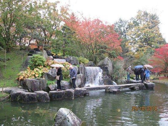 Waterval In Tuin : Waterschalen set creëert een cascade waterval in uw tuin creastone