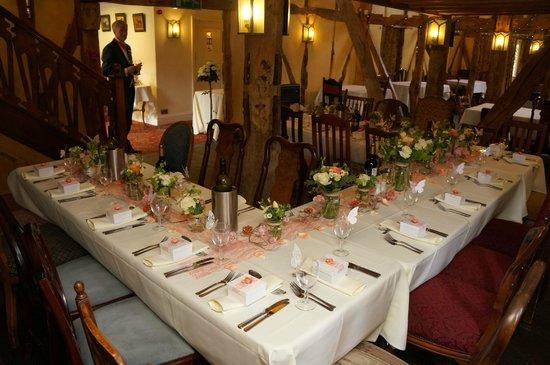 The Plough Inn Wedding Venue