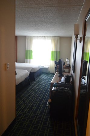 Fairfield Inn & Suites San Antonio Downtown/Alamo Plaza: camera