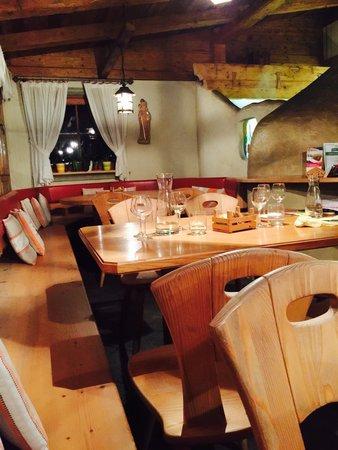 Rauthof: Sala ristorante