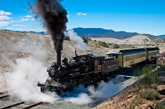 Virginia and Truckee Railway