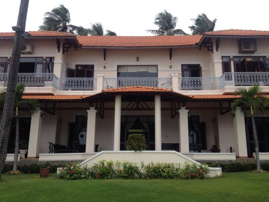Takalau Resort: Main communal  Villa