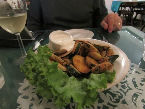 Green Springs Inn and Mountain Cabins Restaurant : great food