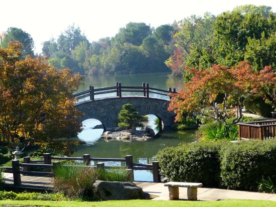Woodward Regional Park : Beautiful fall scenery