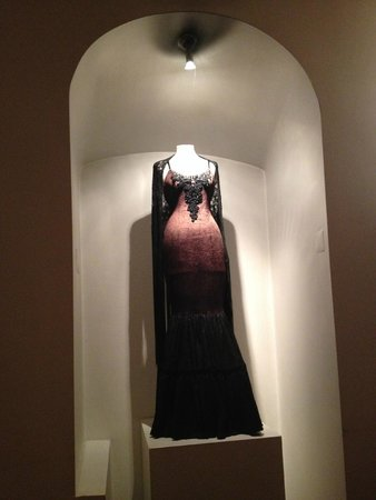 Marques da se Fado : robe ancienne Fado