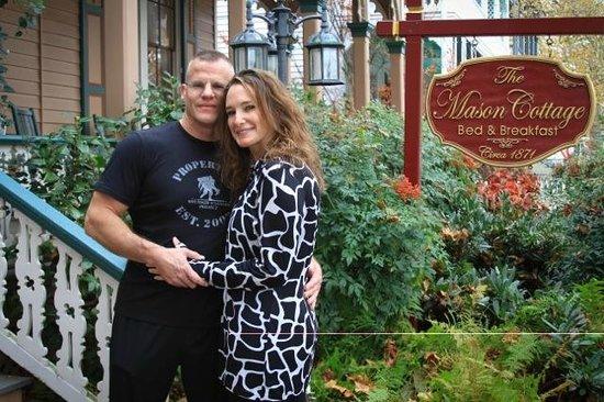 The Mason Cottage Bed & Breakfast Inn: beautiful memories created