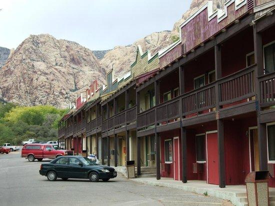 Bonnie Springs Motel Las Vegas Nv