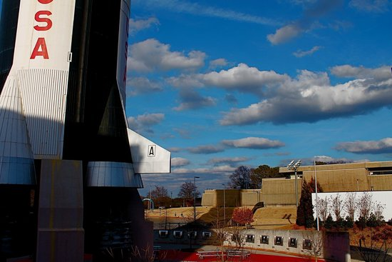 Huntsville, AL: Saturn Rocket and Space Center