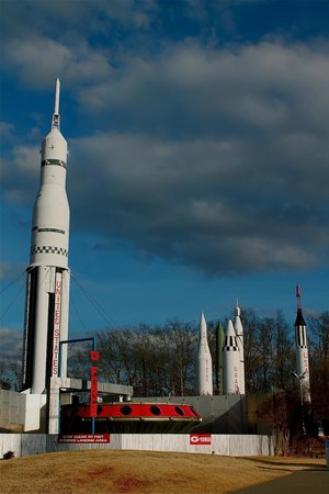 Huntsville, AL: Space Center 2