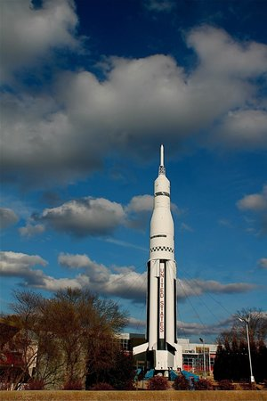 Huntsville, AL: Space Center