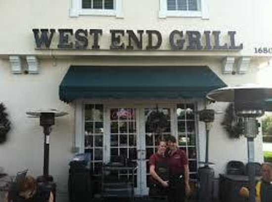 West End Grill, Dine in or Out