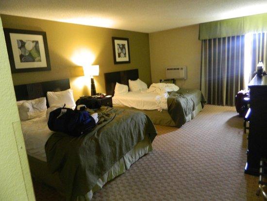 Quality Inn Navajo Nation: nice clean, comfortable room