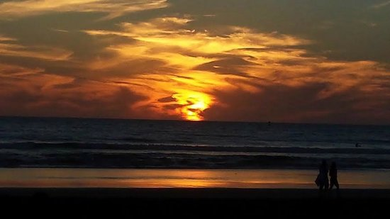 Holiday Inn Oceanside Camp Pendleton Area: Question Mark Sunset Last Evening