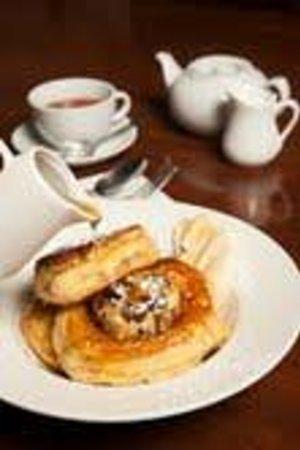 Main Street Cafe: Ricotta hotcakes