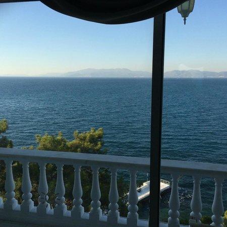 Kismet Hotel: Agean view