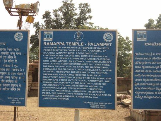 Telangana, India: History of Ramappa Temple