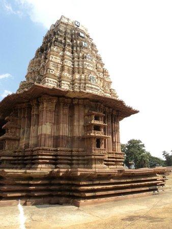 Telangana, India: Ramappa Temple