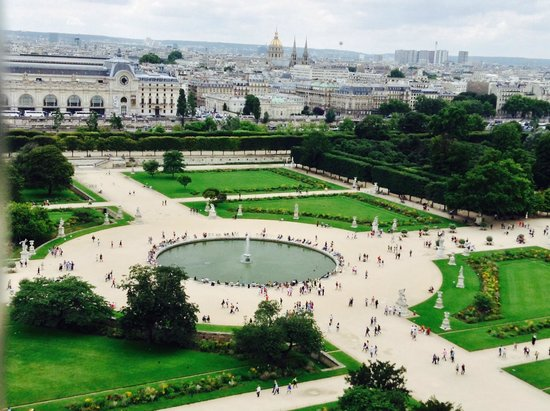 Guide to paris for families travel guide on tripadvisor for Jardin des tuileries