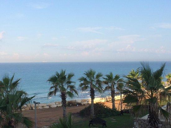 Blue Bay Hotel & Spa: vista dalla camera