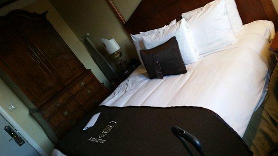 Hotel Brandwood : Hotel Room Bed