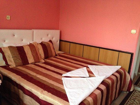 Aspawa Pension Hotel : Stanza da letto