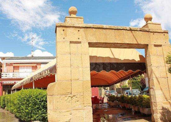 Labastida, Spanien: Arco Petralanda