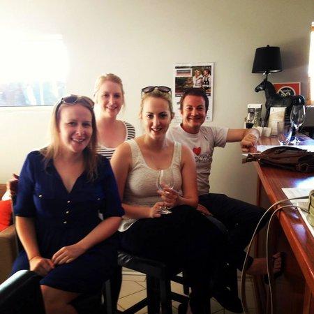 Stockman's Ridge Wines: Cellar Door