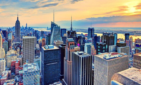 New York by