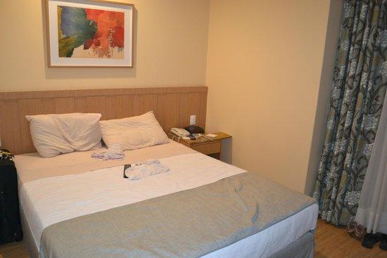 Windsor Copa Hotel: quarto bonito e confortável