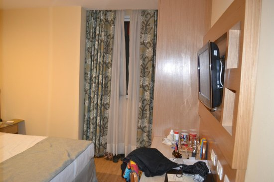 Windsor Copa Hotel: quarto