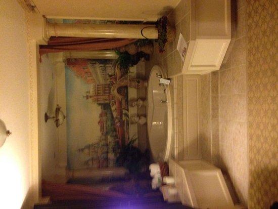 Holiday Inn Express Sharon/Hermitage : Venetian Suite