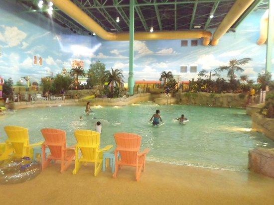 KeyLime Cove Indoor Waterpark Resort : water park