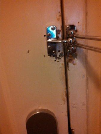 Days Inn Novato/San Francisco: Front door to room 313