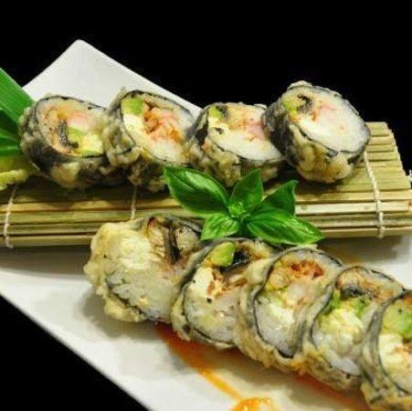 Nori Thai And Sushi Restaurant Birmingham Al