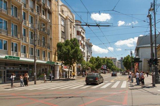 resavska 69 beograd mapa 10 najboljih luksuznih hotela u Beogradu   TripAdvisor resavska 69 beograd mapa