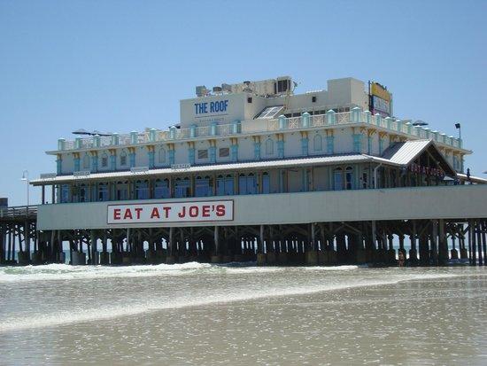 Joe's Crab Shack: Eat here!!