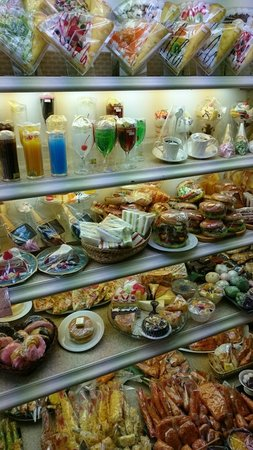 Kitchen Town (Kappabashi): Plastic food replicas - Kappabashi dori
