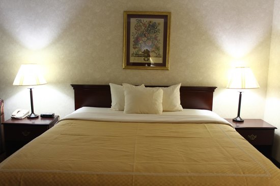 Knights Inn Greeneville: King Room