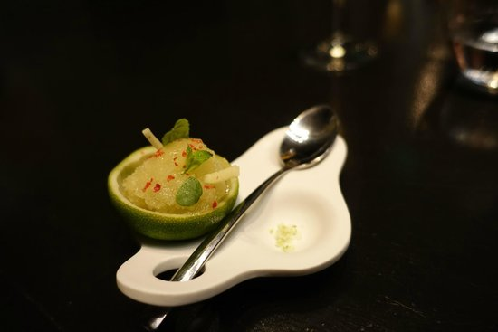 Frozen Lime Margarita - Picture of Funky Gourmet, Athens - TripAdvisor