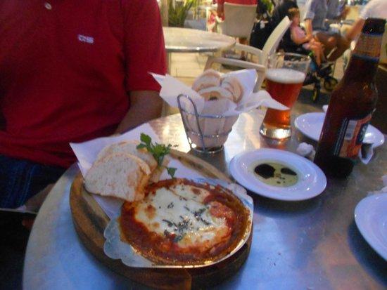 Di Parma Trattoria : Comida