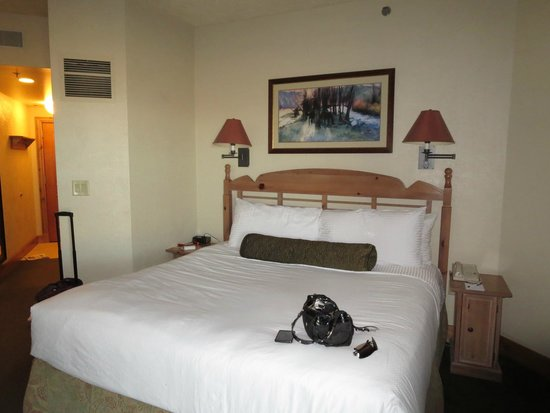 Grand Summit Hotel: Our room
