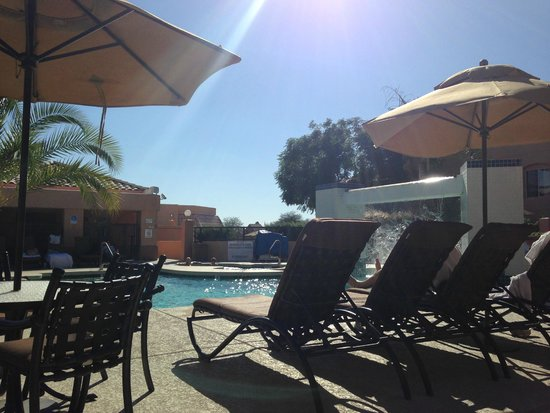 Scottsdale Villa Mirage: Pool area