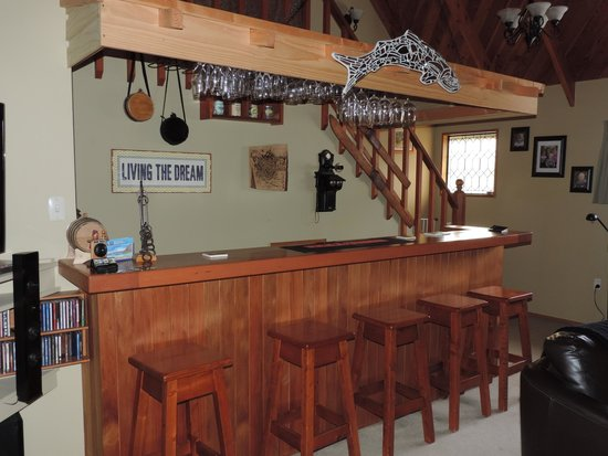 Aoraki Lodge: Our Bar