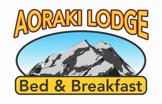 Aoraki Lodge: Our Sign