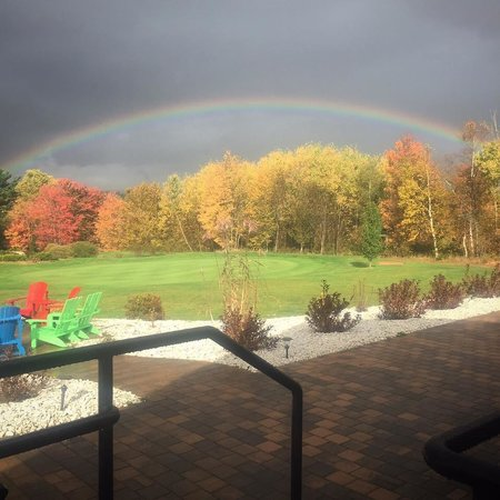 Centreville, Canada: Pot of Gold found here