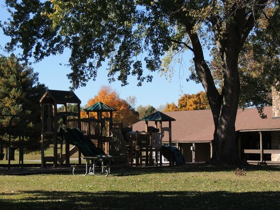 Playground Picture Of Tims Ford State Park Winchester