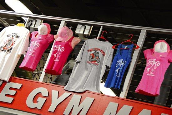 The Gym Maui : Gym apparel