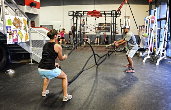 The Gym Maui : Functional fitness