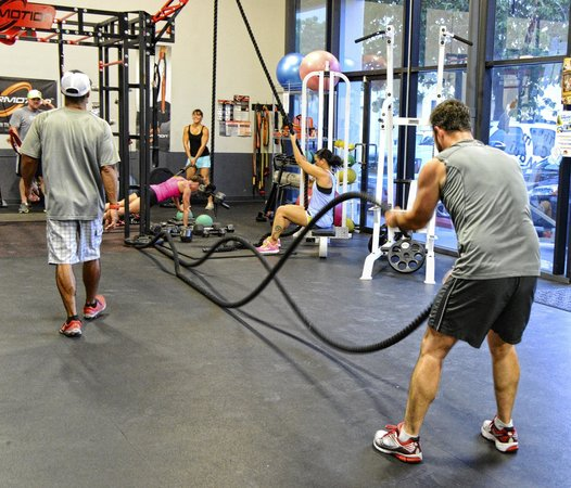 The Gym Maui : Fitness Boot Camps