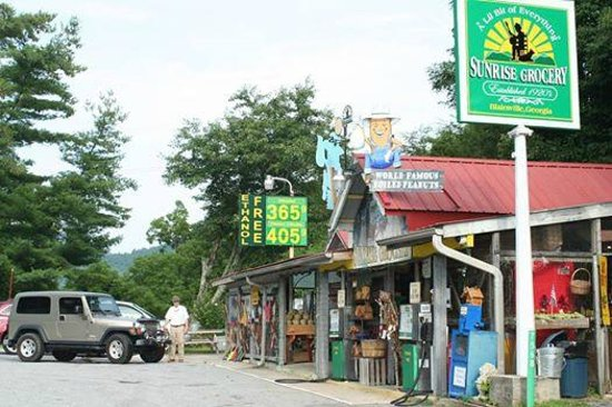 Sunrise Grocery A Must Stop When In Blairsville Georgia Best Boiled